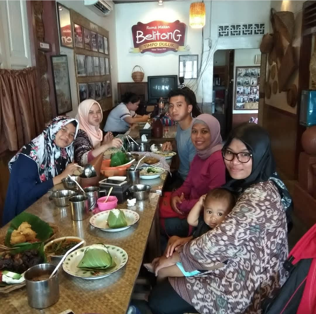 Wisata Kuliner Belitung, Makan enak di Restoran Timpo duluk