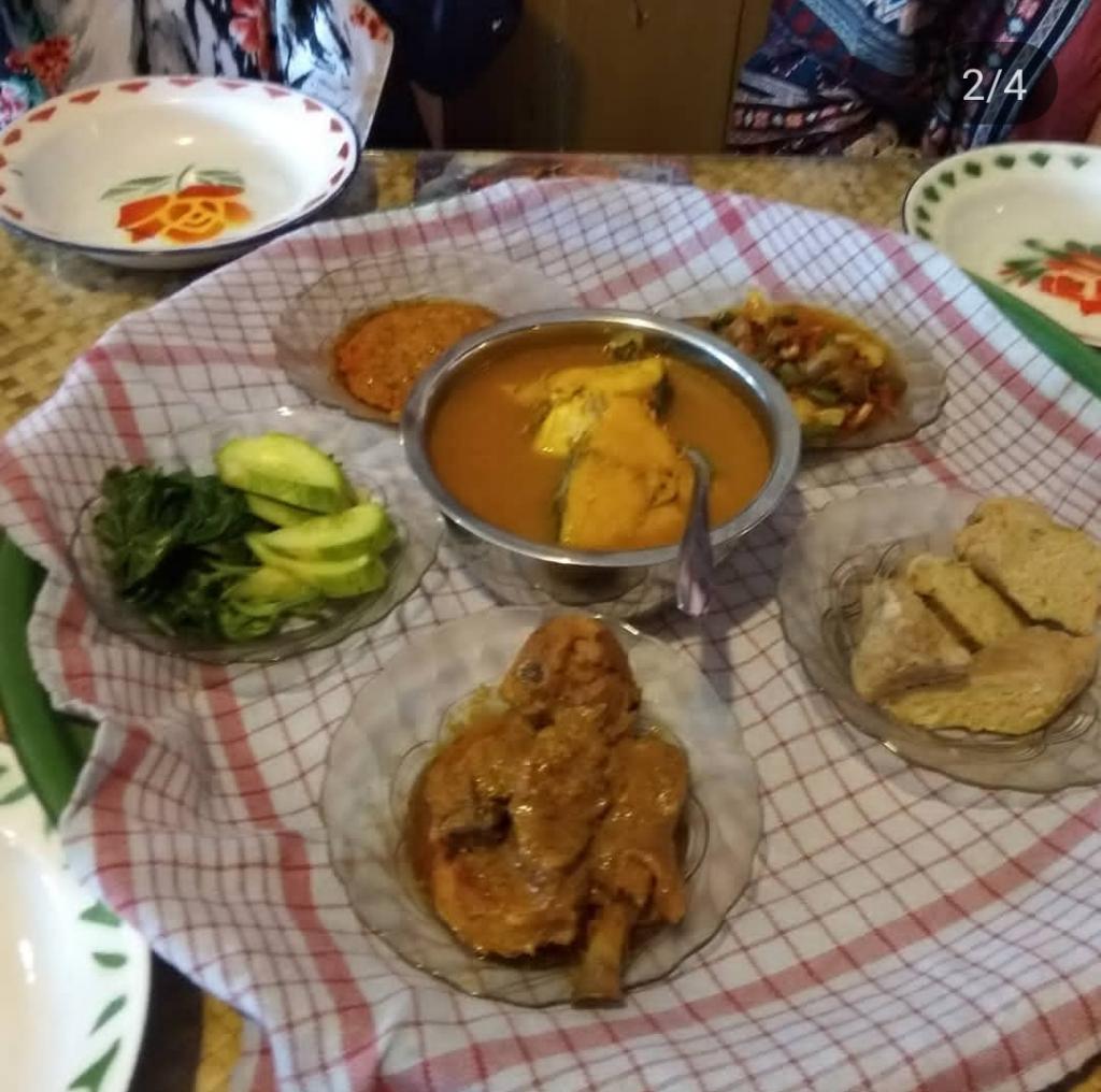 Makan enak di Restoran Timpo duluk Belitung
