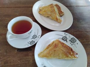 Varian baru Apple Pie Enak dan crunchy Ainurs Kitchen