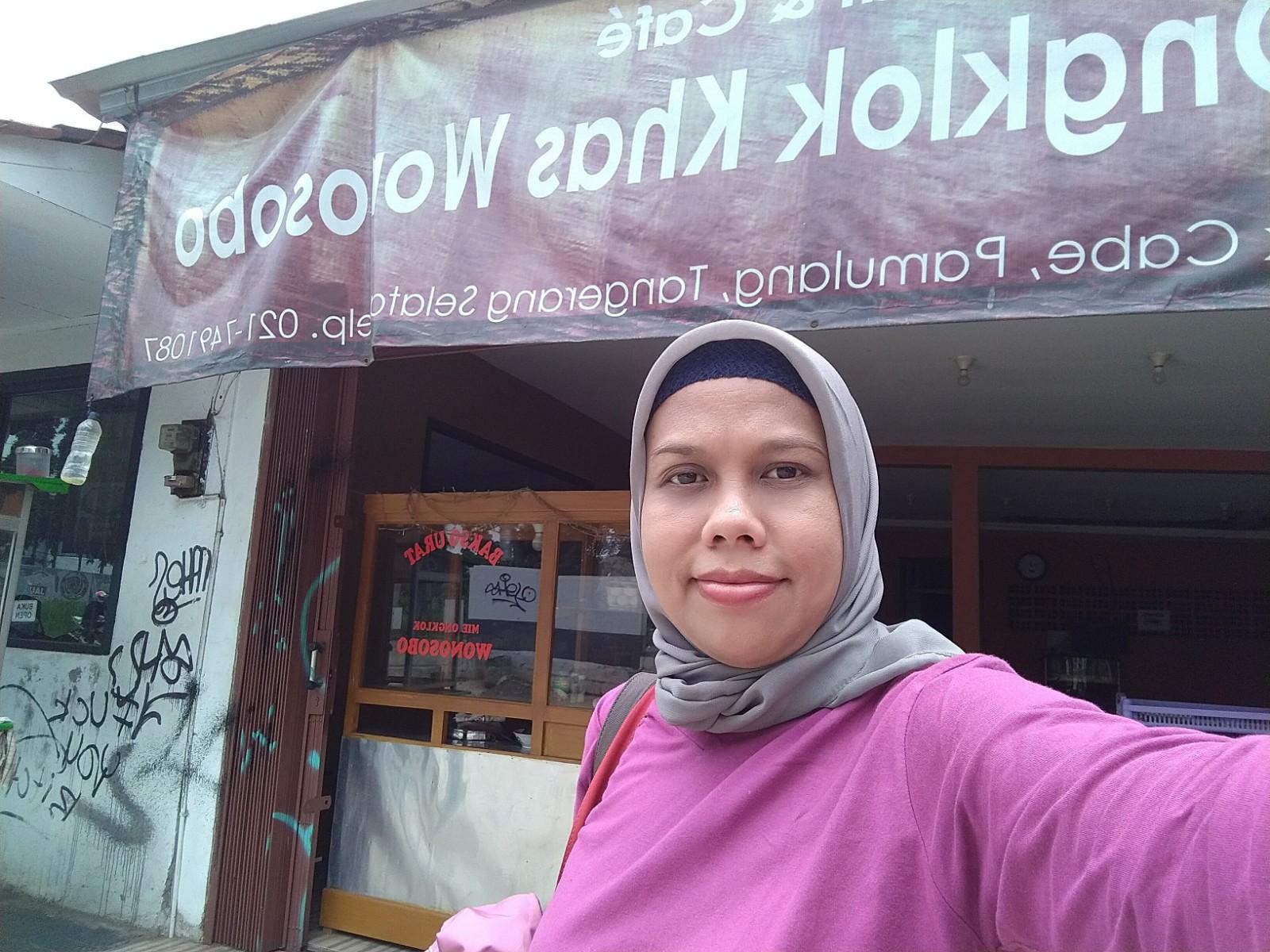 Tempat makan Mie Ongklok Wonosobo enak di Pondok Cabe