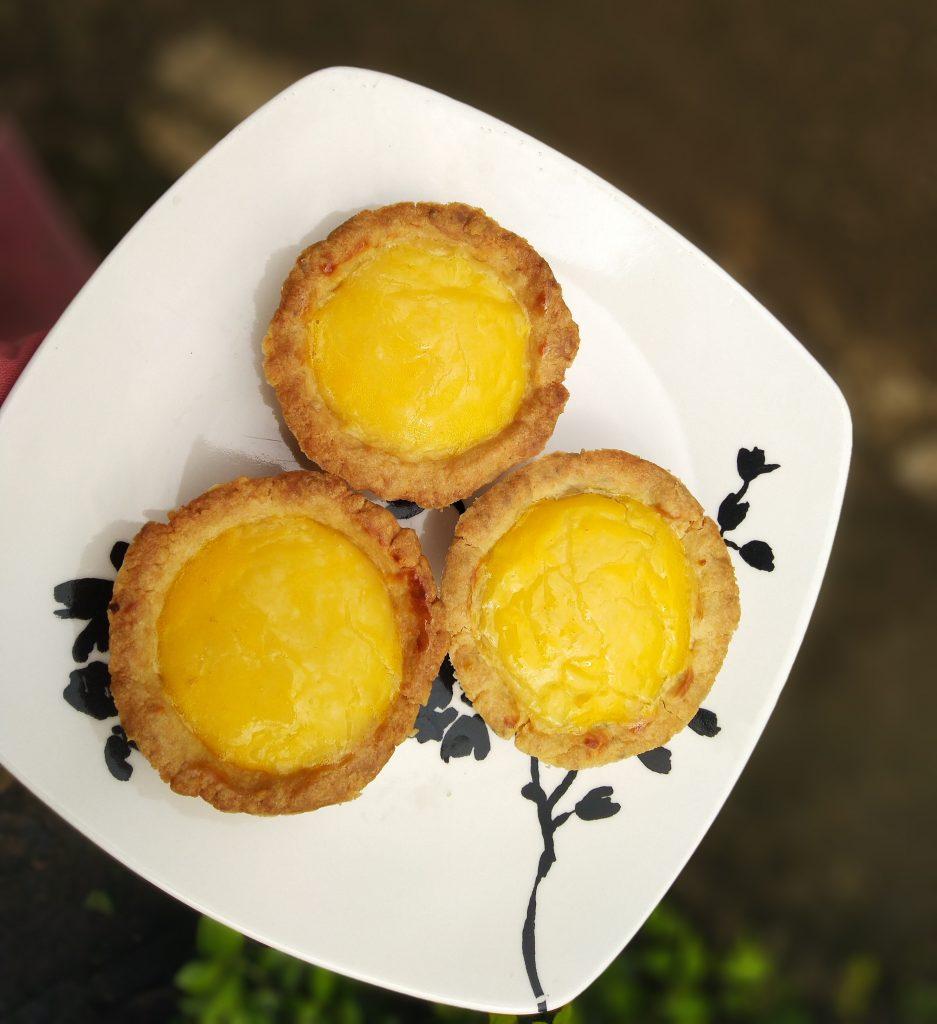 Menjual Cheese Tart yang ngeju banget di Pondok Cabe
