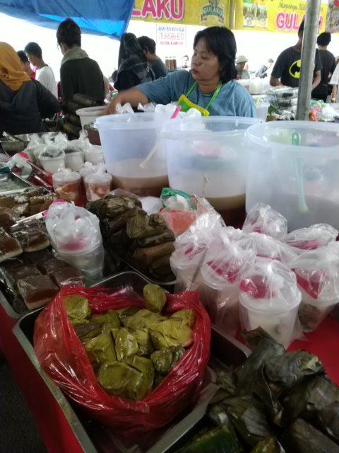Berburu Takjil di Jakarta Pusat ? Pergi saja ke tempat ini