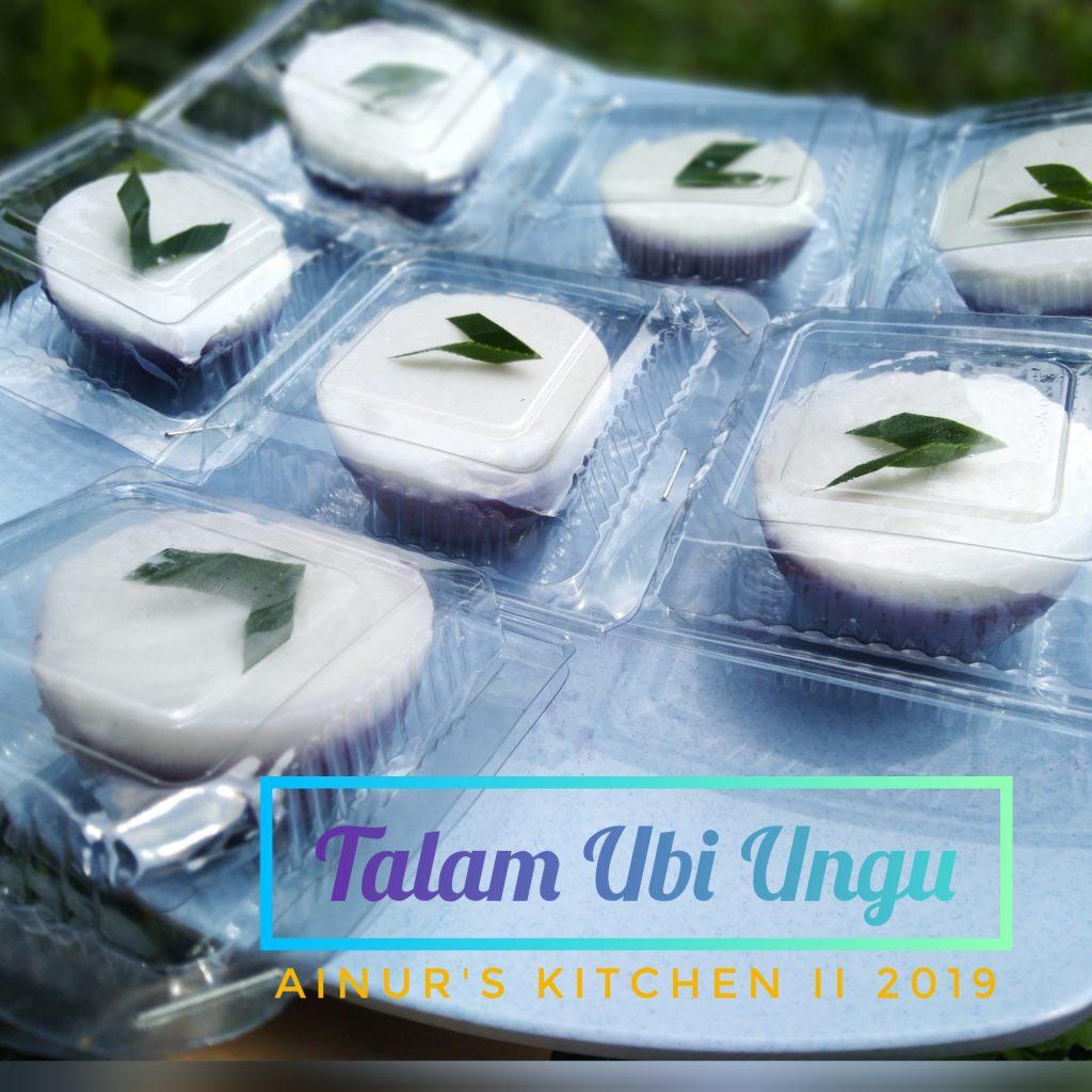 Menyediakan Pesanan Talam Ubi Ungu Kue tradisional di Pondok Cabe