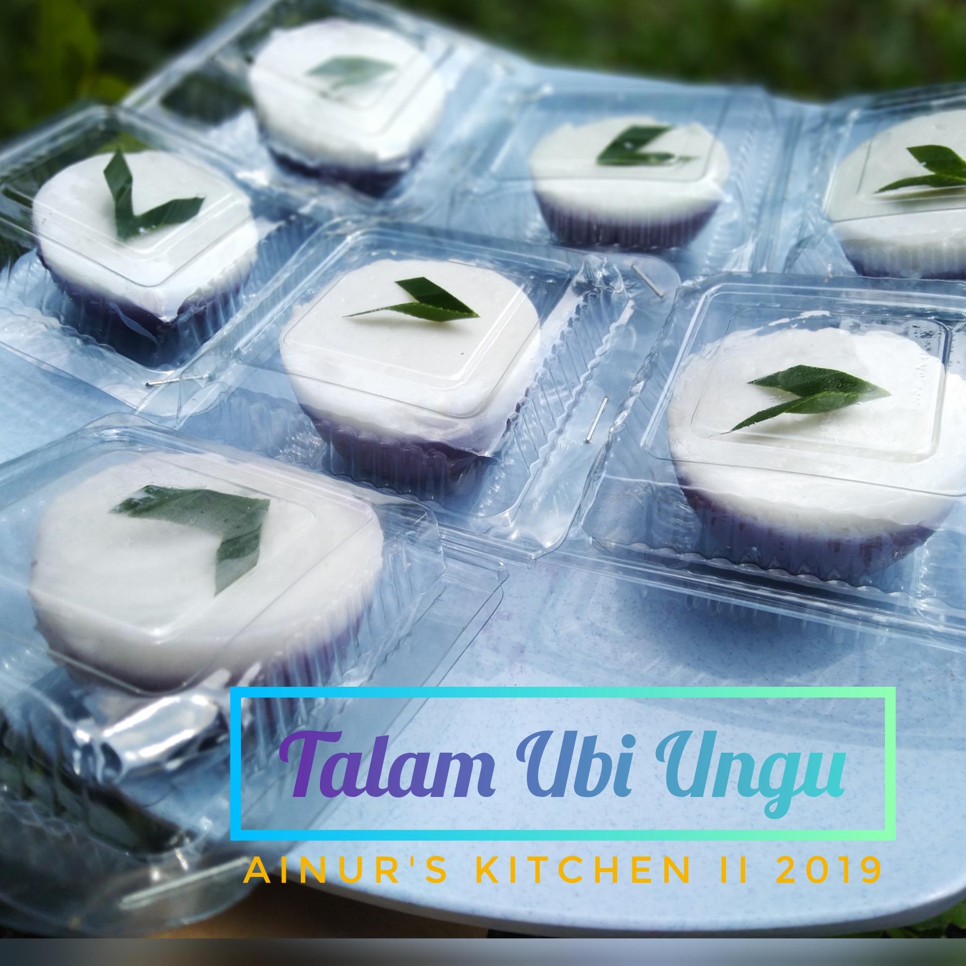 Menerima Pesanan Talam Ubi Ungu Kue tradisional di Pondok Cabe