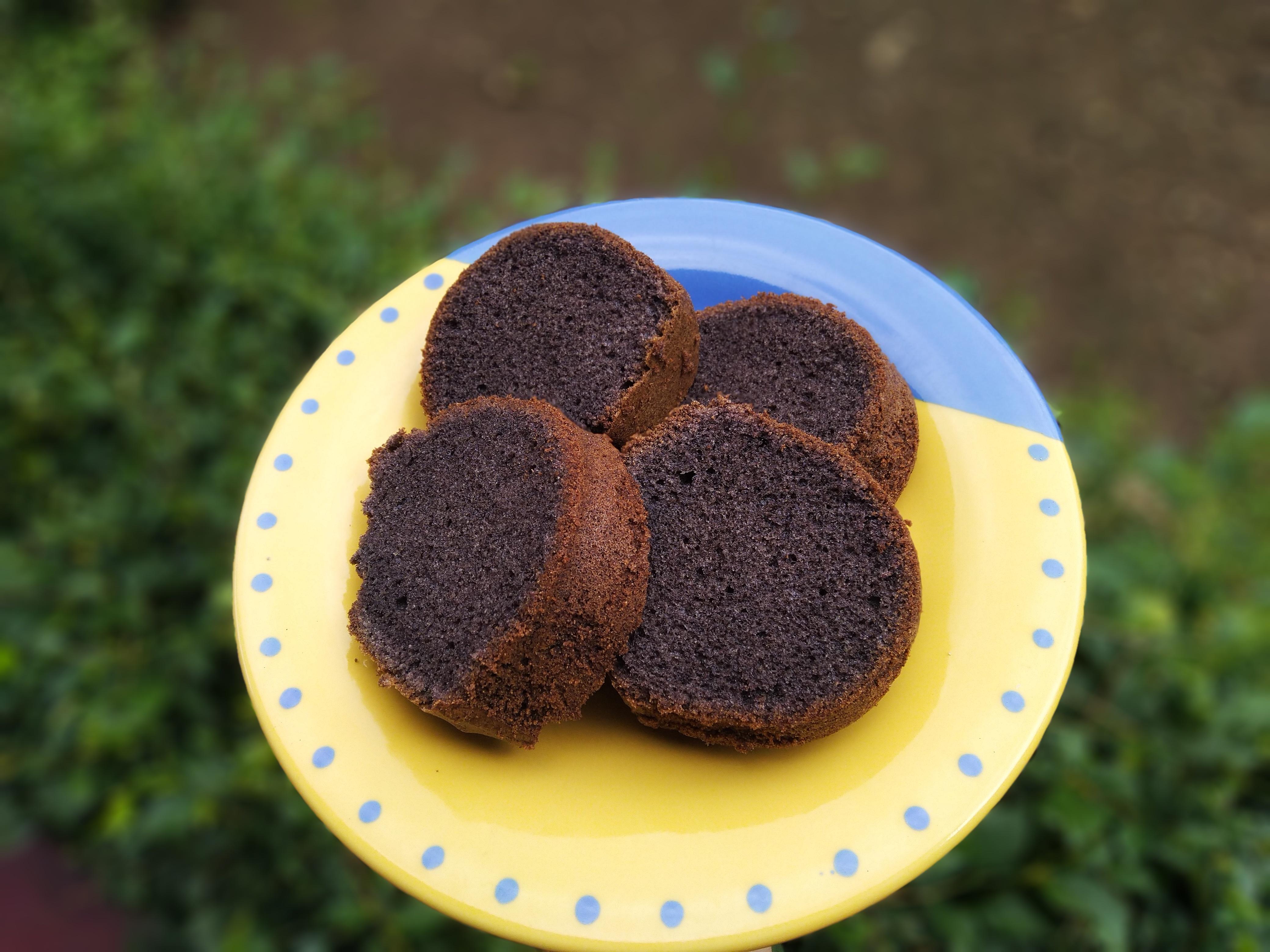 Tepung Ketan hitam untuk bolu kukus atau panggang ?