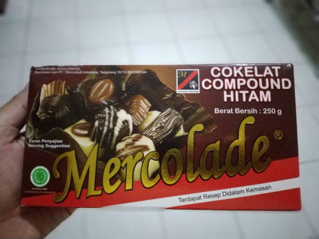Beda Cokelat Compound dengan Couverture, apa sih ?