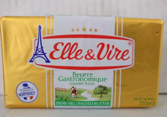 Salted menggantikan Unsalted Butter dalam membuat kue, bisakah ?