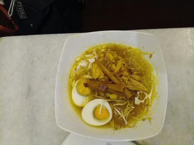 Mie Cakalang Nats Kitchen yang Rekomen banget, Pedas dan Nikmat