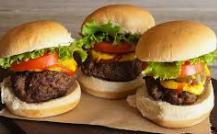 Terima Pesanan Mini Burger Bread untuk Warung Anda