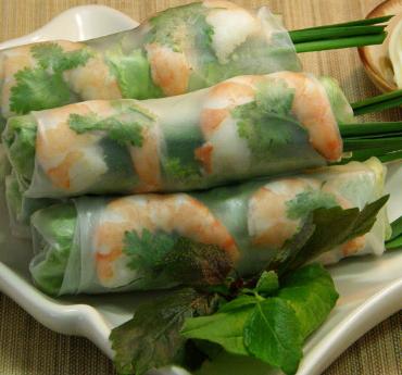 Apakah Vietnamese Rice paper cocok untuk Menu Diet ?