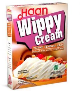 Rahasia Roti Lezat menggunakan Whipped Cream