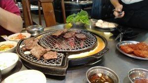 Mencoba Barbeque ala Korea di Magal BBQ Pondok Indah Plaza
