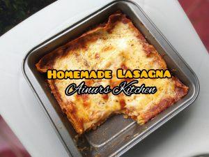 Berkreasi dengan Resep Lasagna yang Mudah namun Lezat