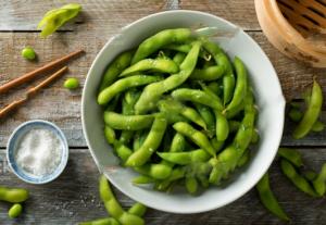 Mencoba Rasa Edamame yang Dikenal di Masakan Asia
