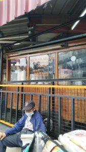 Mengunjungi Bubur Ayam Cikini H.R. Sulaeman yang Melegenda hari ini