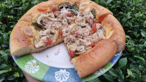 Membuat Pizza Lezat Sendiri di Rumah yang tidak Kalah Empuk