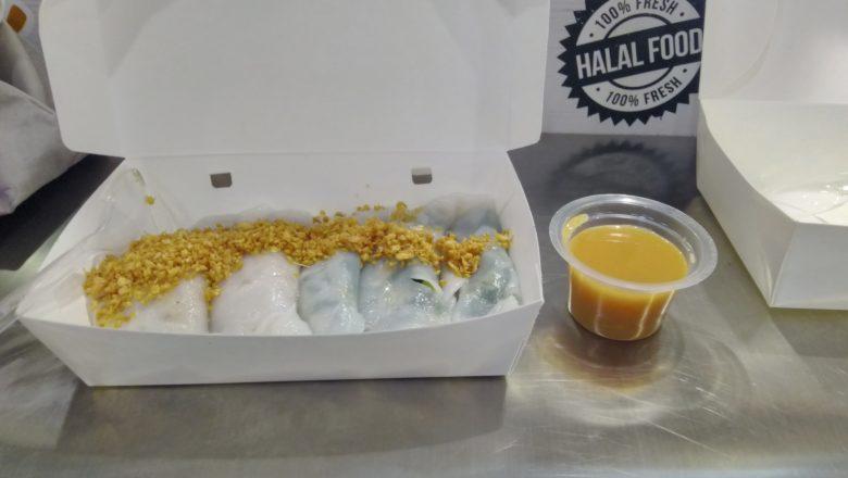 Pengalaman Mencoba Choipan Makanan Khas Pontianak di Jakarta