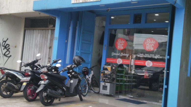 Mengintip Toko Bahan Kue Baru di Cirendeu Tangerang Selatan