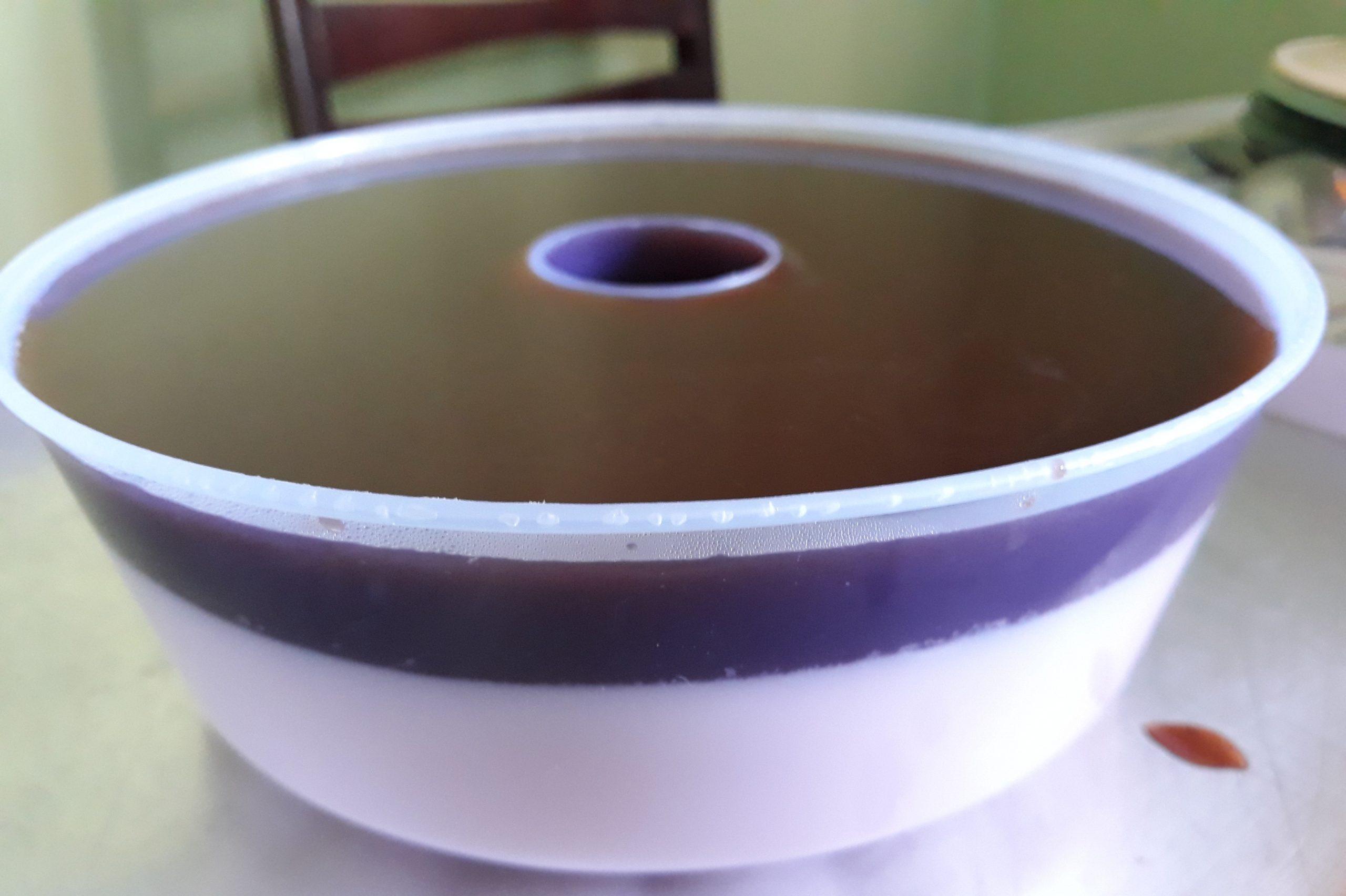 Tips Membuat Puding Berlapis Supaya Cantik dan Tidak Pecah