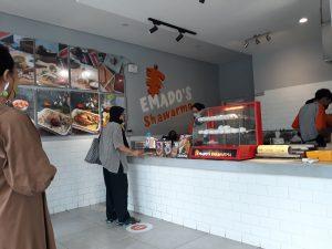Ayam Panggang Rempah Enak Banget di Emados Jakarta Selatan