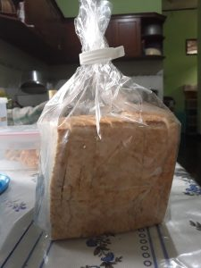 Jual Roti Tawar Gandum Sehat isi 10 - Sistem Pre Order