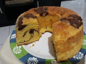 Membandingkan Resep Marmer Cake mana yang Lebih Enak dan Lembut
