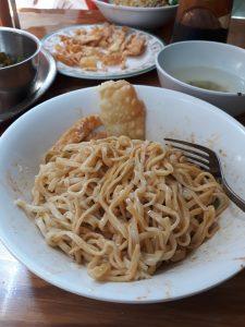 Bakmi Gang Kelinci Kini, Nostalgia Kuliner Terkenal di Pasar Baru