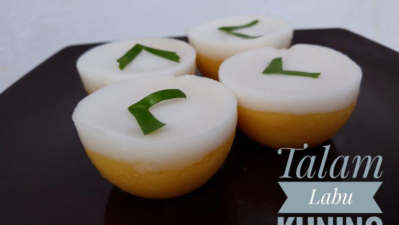 Resep Talam Labu Kuning yang Simpel tapi Rasanya Enak Banget