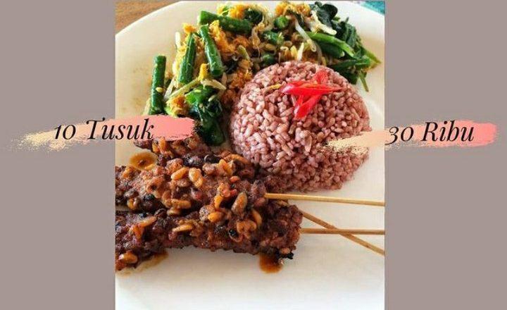 Makan Hemat Menu Sehat cuma ada di Happy Healthy RS Fatmawati